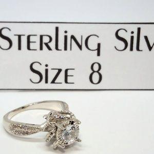 Sterling Silver Ring #4